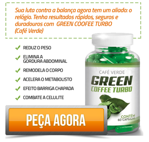 green cofee turbo